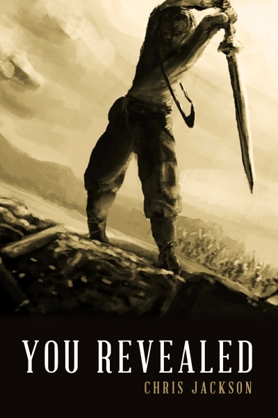 you revealed cover