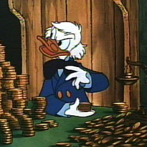 scrooge mc duck